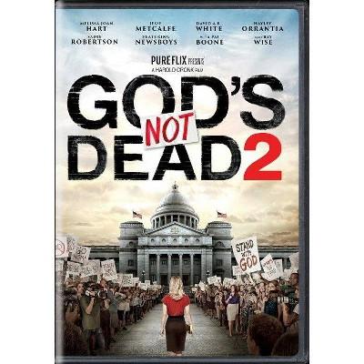 God's Not Dead 2 (DVD)