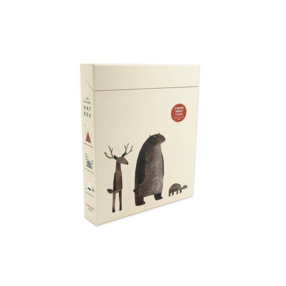 Jon Klassen S Hat Box Mixed Media Product