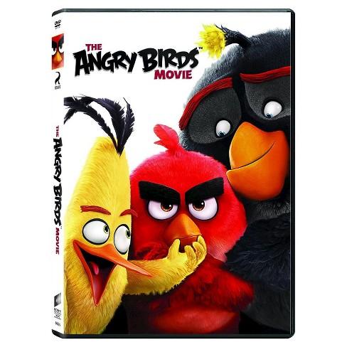 The Angry Birds Movie (DVD)