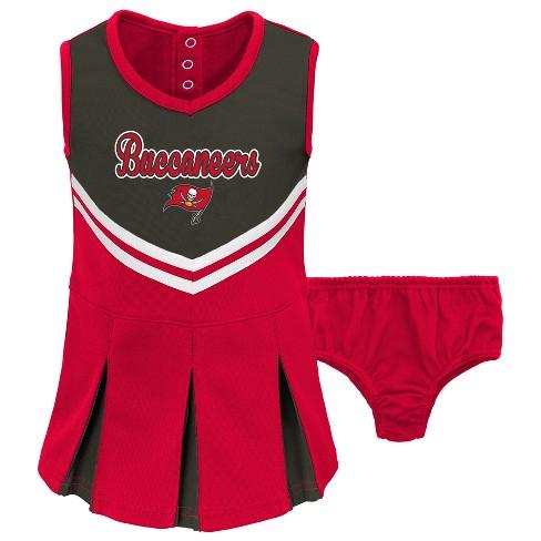 db12463f NFL Tampa Bay Buccaneers Infant/ Toddler In The Spirit Cheer Set : Target