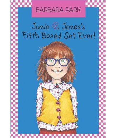Junie B. Jone's Fifth Boxed Set Ever! (Paperback) (Barbara Park) - image 1 of 1