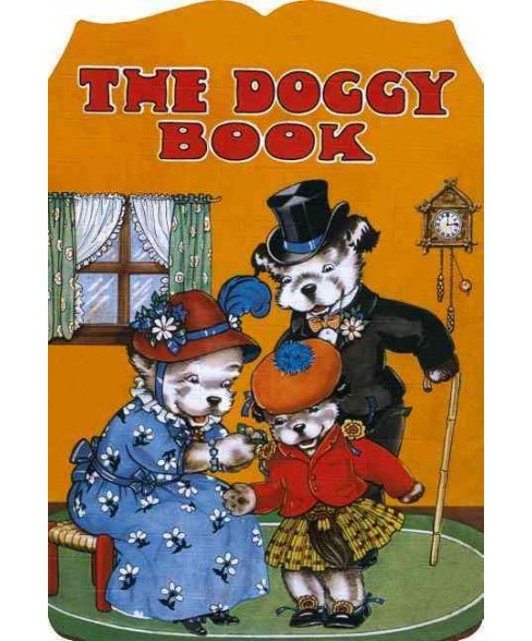 Doggy Book (Paperback) - image 1 of 1