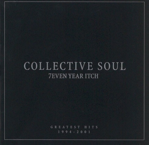Collective Soul - 7even Year Itch: Collective Soul's Greatest Hits 1994-2001 (CD) - image 1 of 1