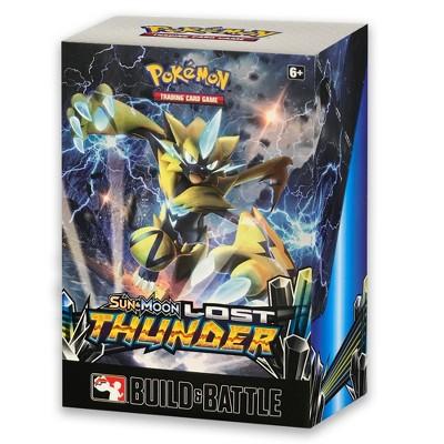 Pokemon Trading Card Game Sun & Moon Lost Thunder Battle Box