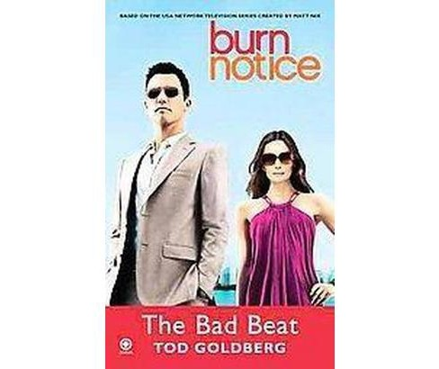 Burn Notice (Paperback) - image 1 of 1