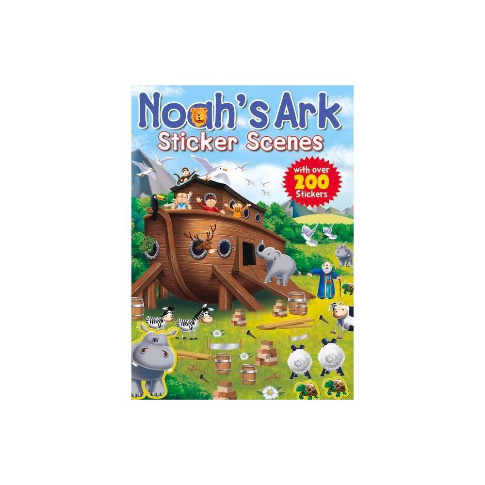 Noah S Ark Sticker Scenes By Juliet Juliet Paperback