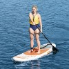 Bestway Hydro Force Fiberglass 85 Inch Adjustable Stand Up Paddle Board Sup Oar - image 5 of 5