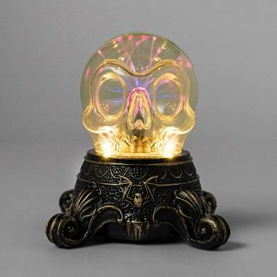 Animated Plasma Skull Halloween Decorative Prop - Hyde & EEK! Boutique™