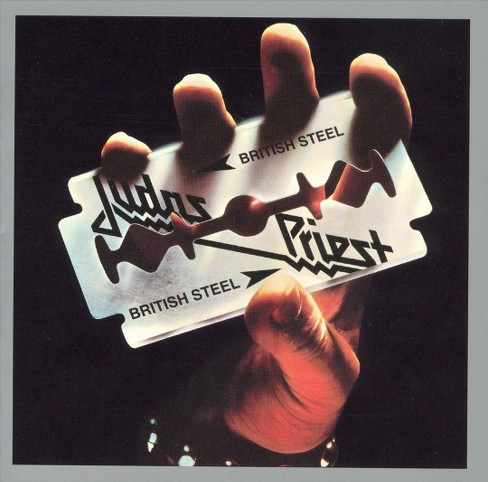 Judas priest - British steel (CD) - image 1 of 1