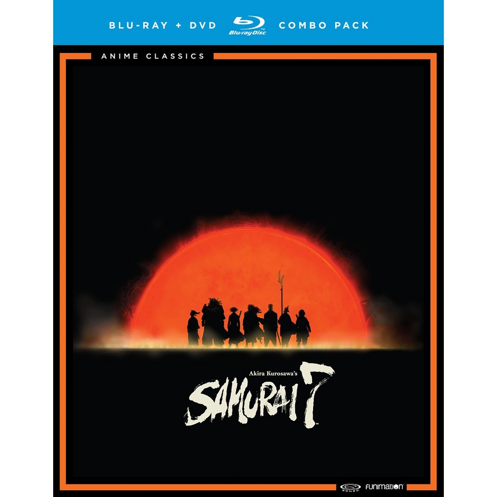 Samurai 7:Complete Series (Bd/Dvd Com (Blu-ray)