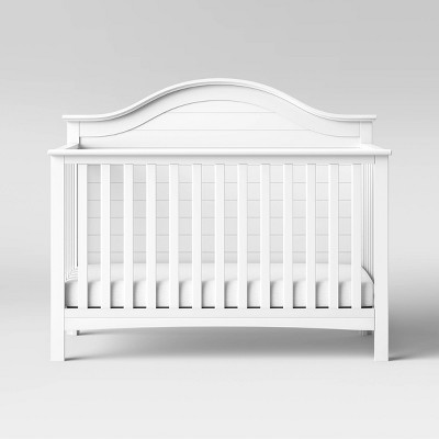 Carter's By Davinci Nolan 4-In-1 Convertible Crib - White