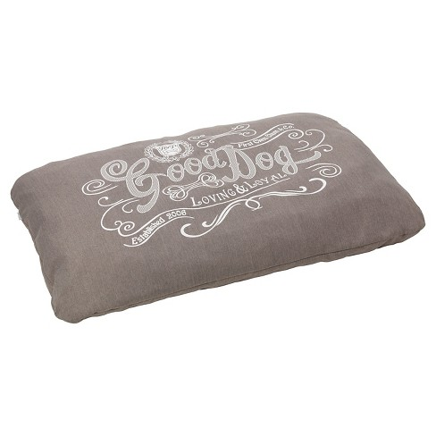 House of Paws Good Dog Linen Cushion - image 1 of 1