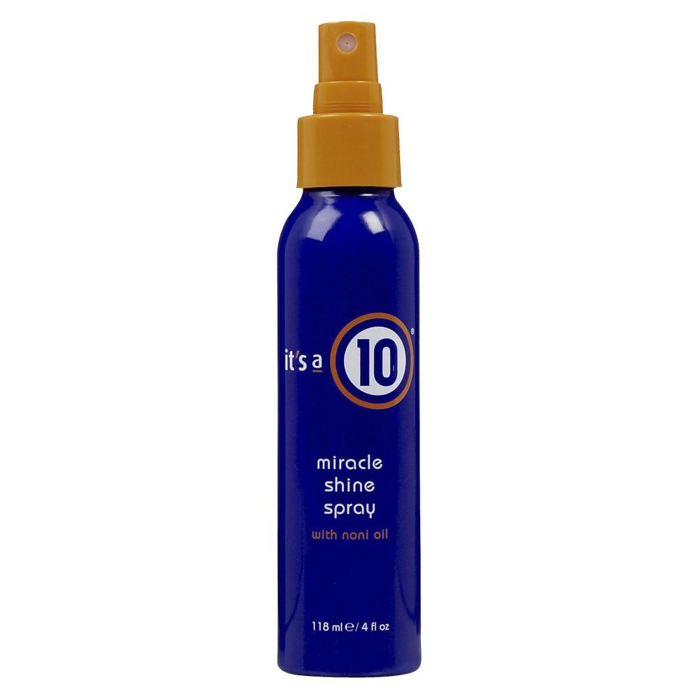 Image of It's a 10 Noni Oil Miracle Shine Spray - 4 fl oz