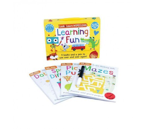 Learning Fun (Paperback) (Elizabeth Golding) - image 1 of 1