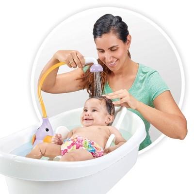 Yookidoo Elephant Baby Shower Bath Toy - Purple