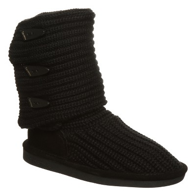 Bearpaw Women's Knit Tall Boots
