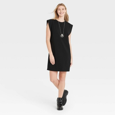 Women's Sleeveless T-Shirt Dress - A New Day™