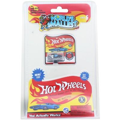 Super Impulse World's Smallest Hot Wheels Series 6   One Random