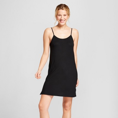 Women's Total Comfort Nightgown - Gilligan & O'Malley™ Black S