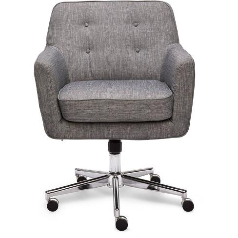 Ashland Home Office Chair - Serta - image 1 of 14
