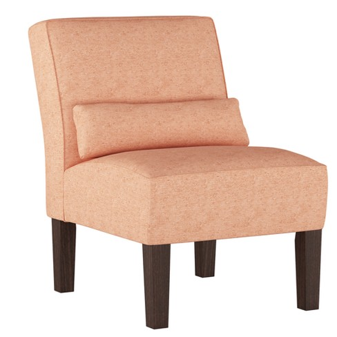 Groovy Burke Slipper Chair Churchill Rosequartz Threshold Gmtry Best Dining Table And Chair Ideas Images Gmtryco