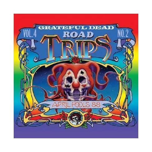Grateful Dead - Grateful Dead: Road Trips Vol. 4 No. 2--april Fools' '88 (CD) - image 1 of 1