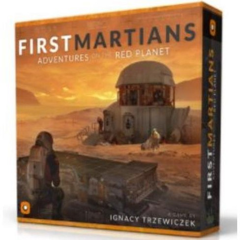 First Martians Board Game - image 1 of 1