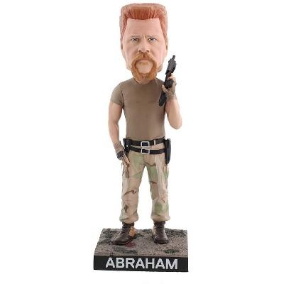 Royal Bobbles The Walking Dead Abraham 8 Inch Resin Royal Bobbles Bobblehead