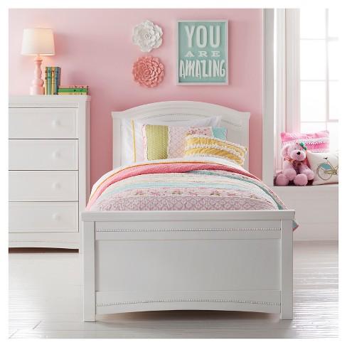 . White Flower Wall Dcor   Pillowfort