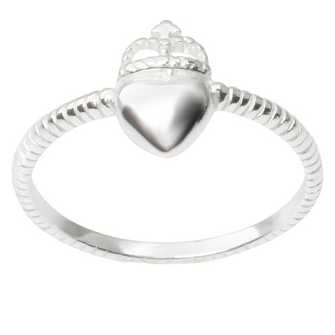 Journee Collection Heart Crown Accent - image 1 of 3