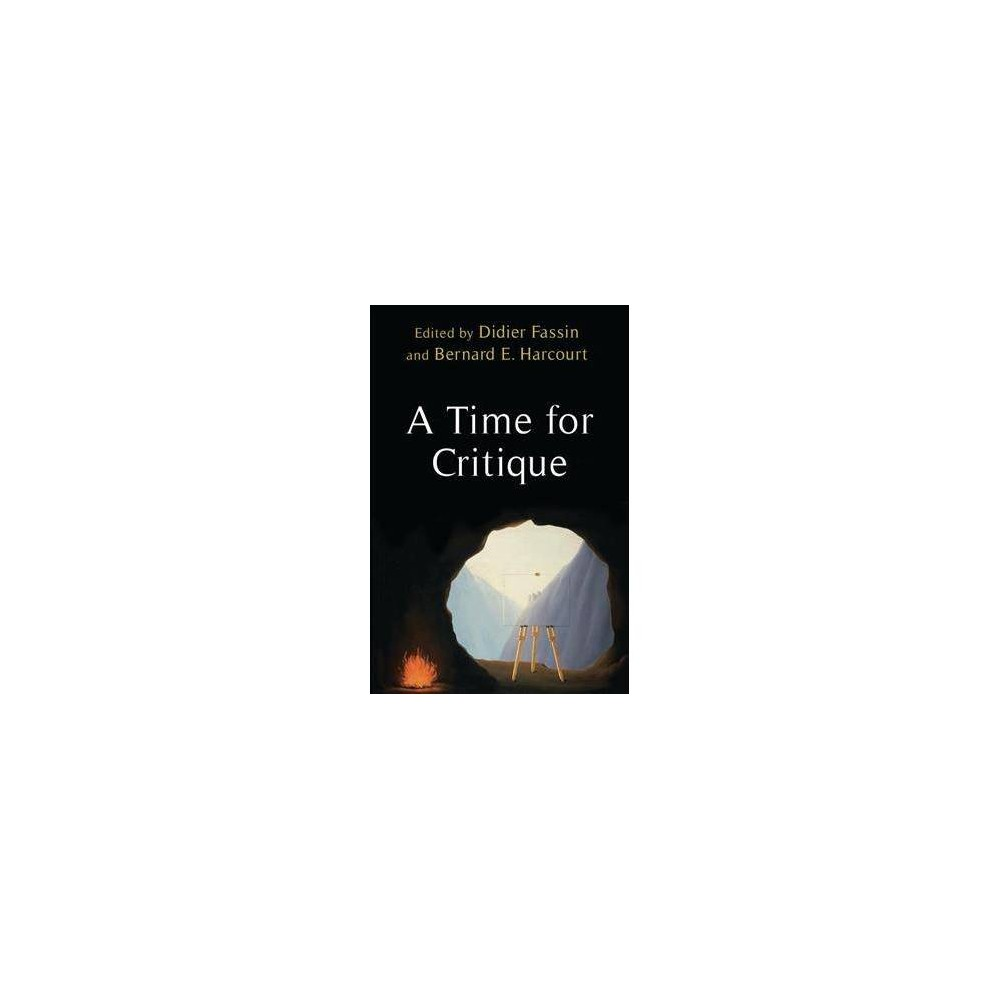 Time for Critique - (New Directions in Critical Theory) (Paperback)
