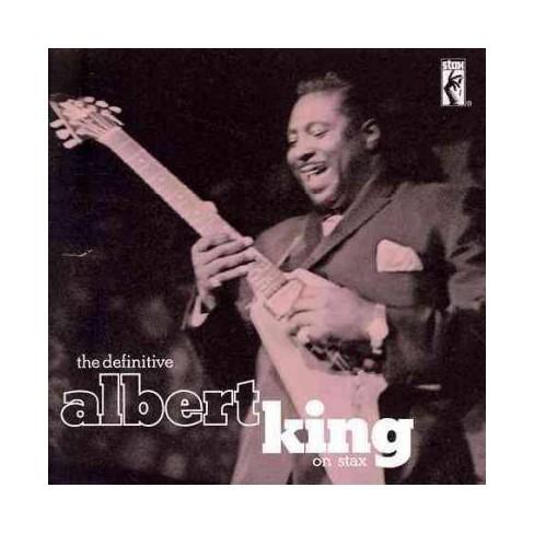Albert King - Definitive Albert King (CD) - image 1 of 1