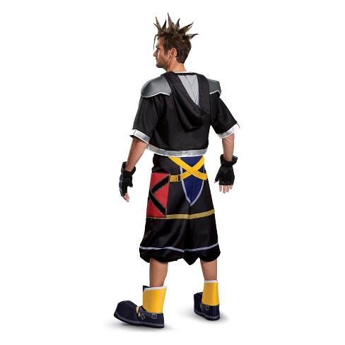 Kingdom Hearts Sora Halloween Town Costume.Men S Kingdom Hearts Sora Halloween Costume