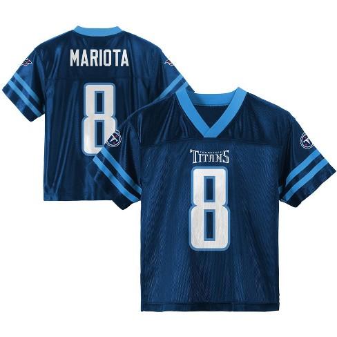 quality design 24056 3ecb0 NFL Tennessee Titans Boys' Mariota Marcus Jersey - S