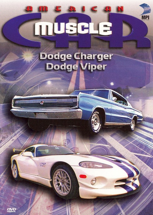 American muscle car:Dodge charger & d (DVD) - image 1 of 1