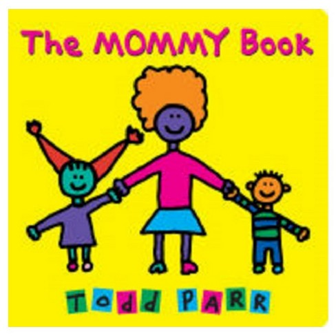 The Mommy Book (Board) - image 1 of 1