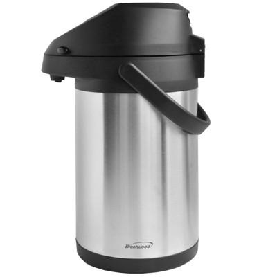 Brentwood 3.5 Liter Airpot Hot & Cold Drink Dispenser