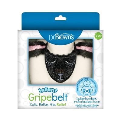 Dr. Brown's Gripebelt Colic Relief Treatment Belt - Comfortable Warming Waistband - Lamb