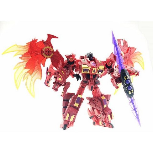 Fans Hobby - Master Builder - MB-03A - Red Dragon - Convention Exclusive LE300 Action Figures - image 1 of 6