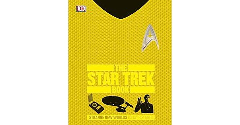 Star Trek Book (Hardcover) (Paul Ruditis & Sanford Galden-Stone) - image 1 of 1