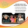 Just Funky Golden Girls Car Windshield Sun Shade - image 3 of 3