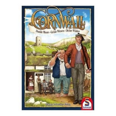 Cornwall Board Game