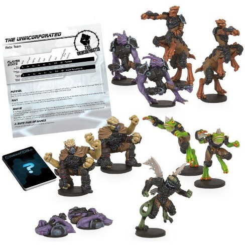 Unincorporated, The - Rebs Team Miniatures Box Set - image 1 of 1