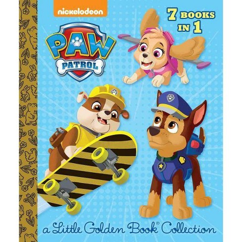 Paw Patrol Lgb Collection (Paw Patrol) - (Little Golden Book) (Hardcover) - image 1 of 1