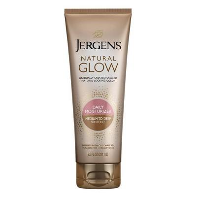 Jergens Natural Glow Revitalizing Lotion - 7.5 oz