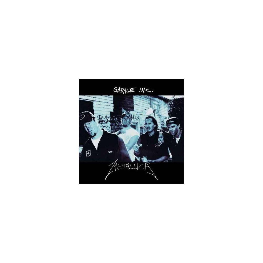 Metallica - Garage Inc (CD) Promos