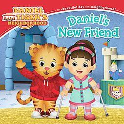Daniel's New Friend ( Daniel Tiger's Neighborhood) (Paperback) by Becky Friedman