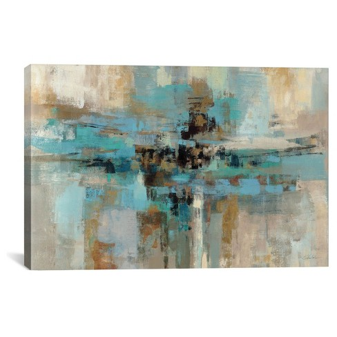 Morning Fjord by Silvia Vassileva Canvas Print - image 1 of 3