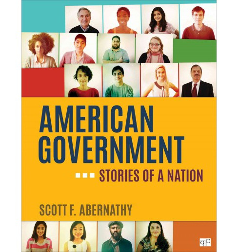 American Government : Stories of A Nation (Revised) (Paperback) - image 1 of 1