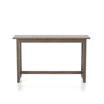 Rockland Counter Height Table with USB Port - HOMES: Inside + Out